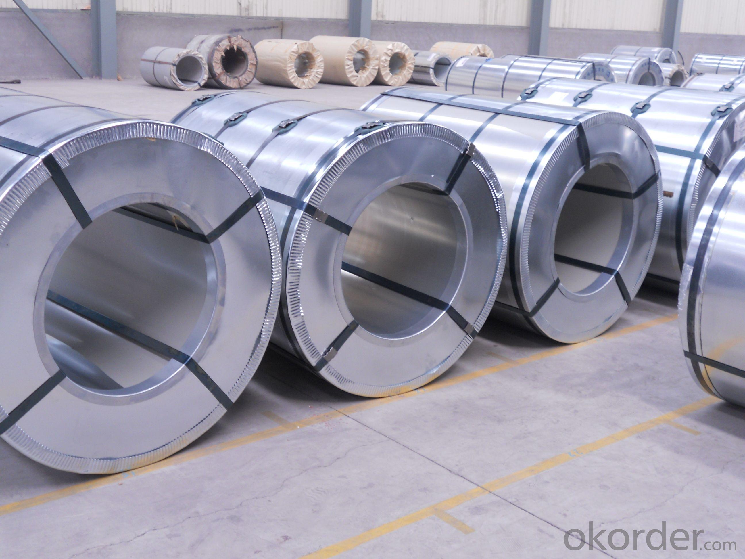 Hot Dipped Galvanized Steel Coil/Sheet-EN10327 DX51D+Z