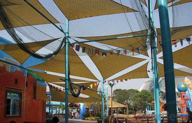 Carport Sun Shade Sails