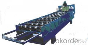 Roll Forming Machinery -PPGI PRL-7-SA3