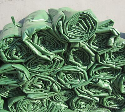 Rolled PVC Tarpaulin in Favorable Price