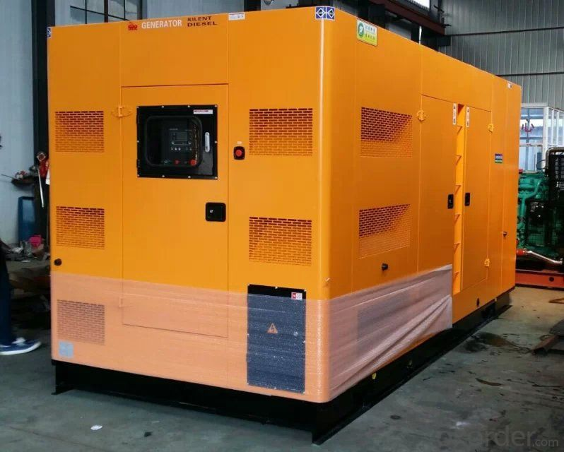 Deutz Series Generating Sets