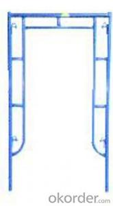 Mason Frame/Ladder Frame/Snap Frame/Secure the ladder