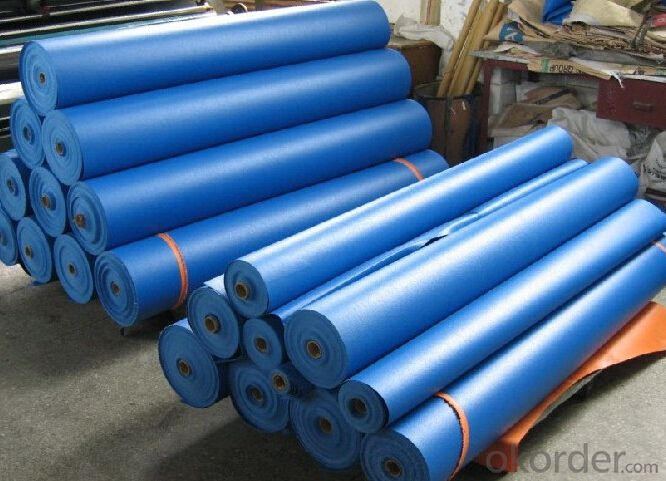 Rolled PVC Tarpaulin Hot Sale