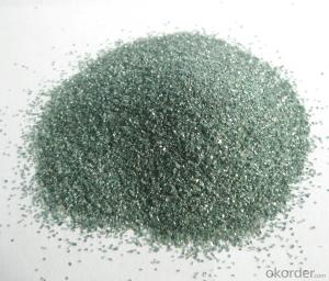 Black Silicon Carbide  in refractory with Good Quality