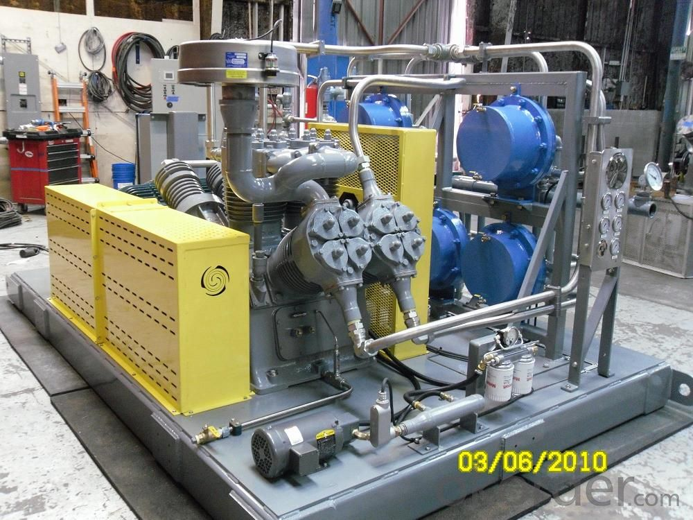 High Pressure Booster Compressor 40Bar