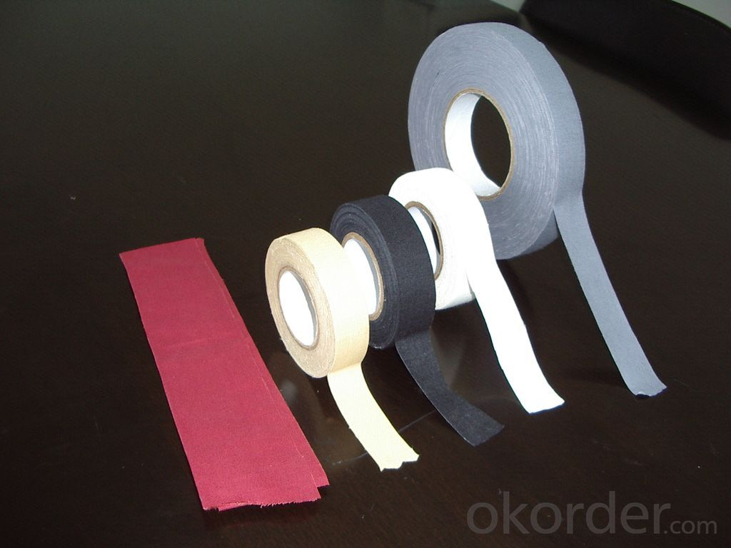 China Manufacturer Certificated Double Sided Cloth Tape CT-41