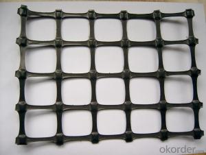 Polypropylene Biaxial Geogrid with CE Certificate