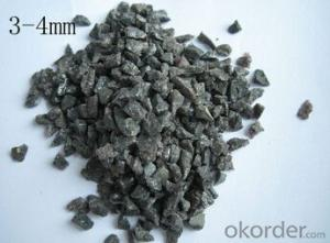 Refractory Grade Brown Corundum Grains
