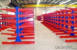 Cantilever  Type Racking System for Warehouses