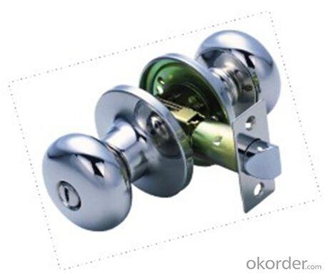 Cylinder Knob Door Lock 5791 BU