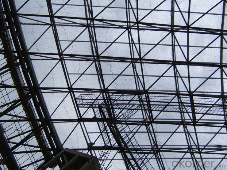 Small Steel Structure Construction