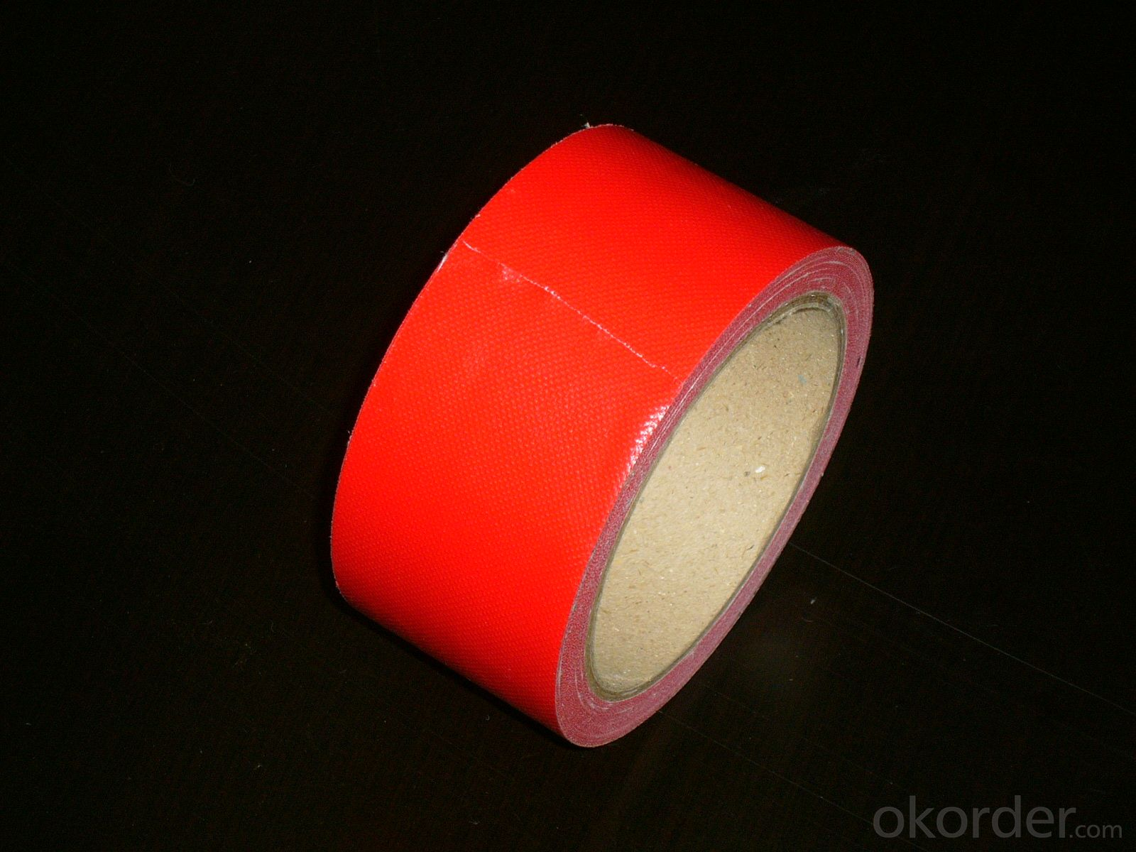 Natural Rubber Based Cloth Duct Tape For Packing CT-63