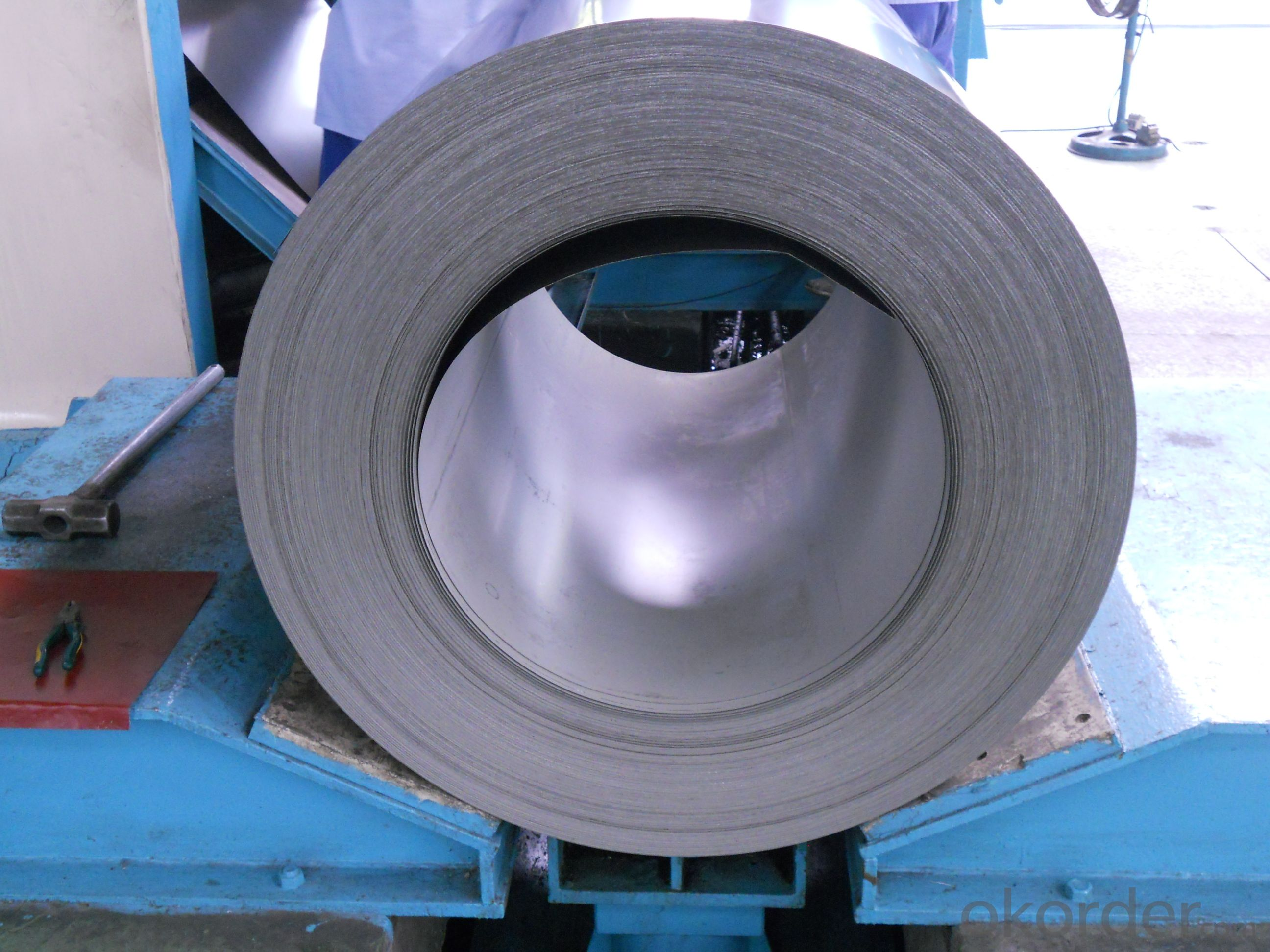 Hot Dipped Galvanized Steel Coil/Sheet-EN10327 DX51D+Z
