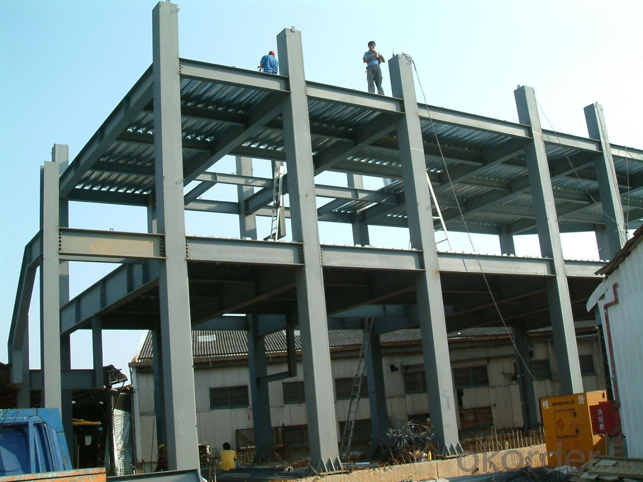 Stainless steel H beam steel for construction