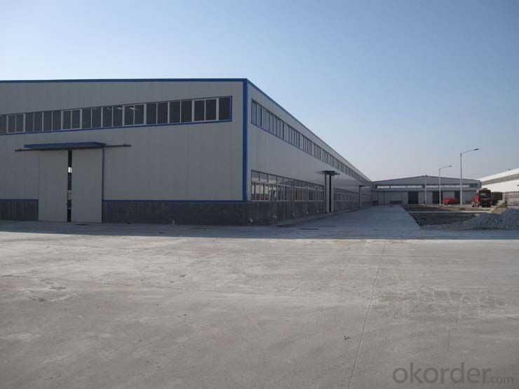 Chinese Steel Structure Factory