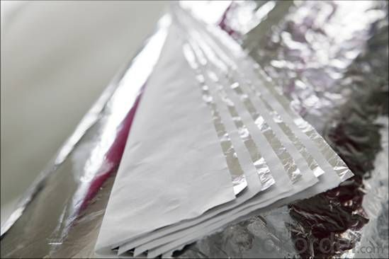 foil back insulation paper for lng cryogenic storage