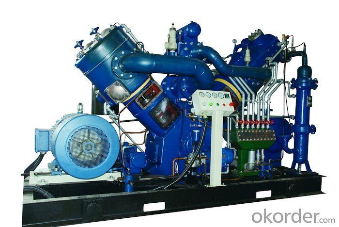 Oil Free High Pressure Nitrogen Compressor nitrogen booster n2 compressor