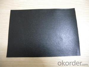 Black PVC Tarpaulin Hot Sale