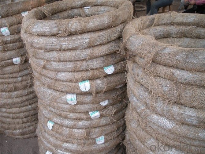 Galvanized Steel Wire For Hexagonal Wire Mesh Copper Wire PVC
