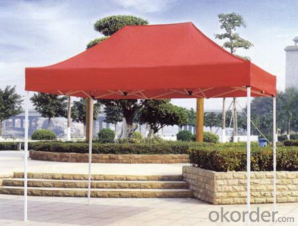Red Shade Sail for Amusement