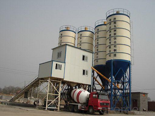 HLS 90 concrete batching plant