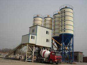 HLS 90 concrete batching plant