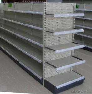 Supermarket Shelf for Supermarket application