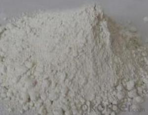 High Purity Refractory Castable Raw Material White Fused Alumina