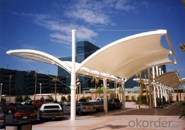 Carparking Shade Sail