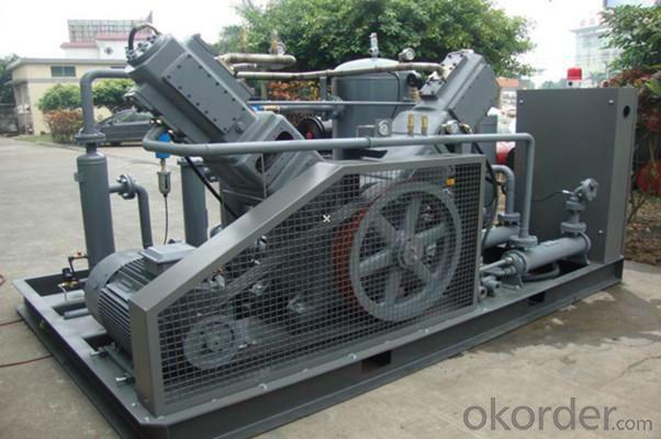 Compressor Booster Compressor High Pressure Booster Compressor Piston Compressor