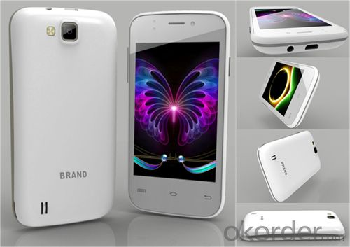 Hot Selling 3.5 Inch Smartphone with Cheap Price