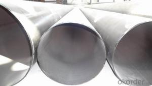 X65 LSAW STEEL PIPE