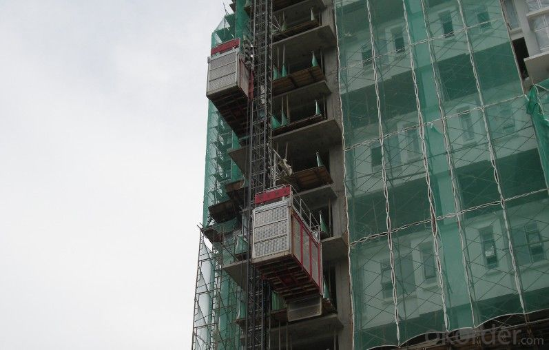 YHX Building Hoist SC150/150