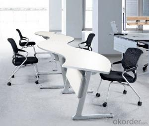 Modern Folded Black Office Chair CN04A8