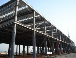 Light Steel Structure-Workshop