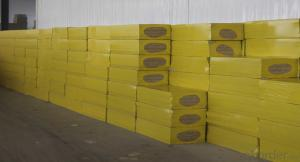 Mineral Rock Wool Board Insulation