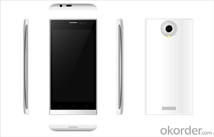 China 4.5 inch SmartPhone with MTK 6582 OEM China Smartphone