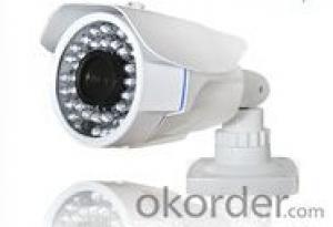 Night Vision IR LED Bullet Outdoor HD CCTV Camera