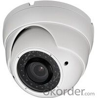 Vandal proof  HD AHD  IR dome CCTV Camera