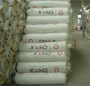 Retardant Alu Foil faced Glass Wool Blanket