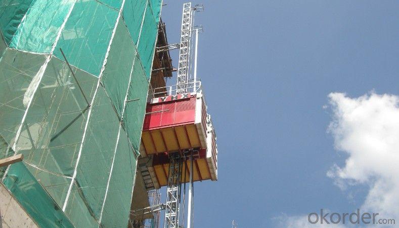 YHX Twin Mast climbing work platform  150