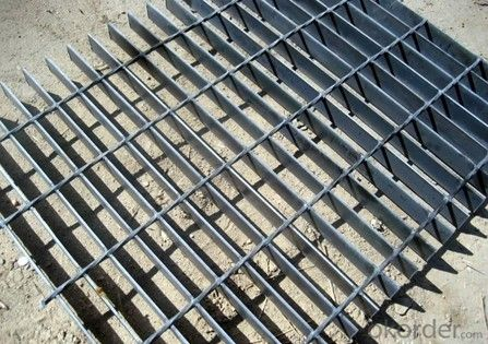 Steel Lattice Panel Grating