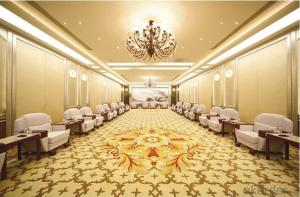 Woven Wilton Carpet, Polypropylene Carpet