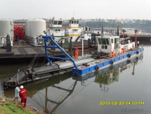 CSD-250 Cutter Suction Dredger