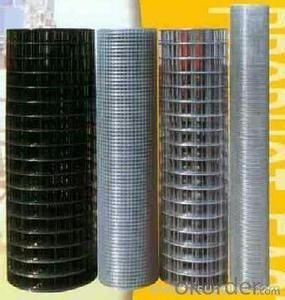 WEAVING WITH HOT DIPPED GALVANIZED IRON WIRE TYPE