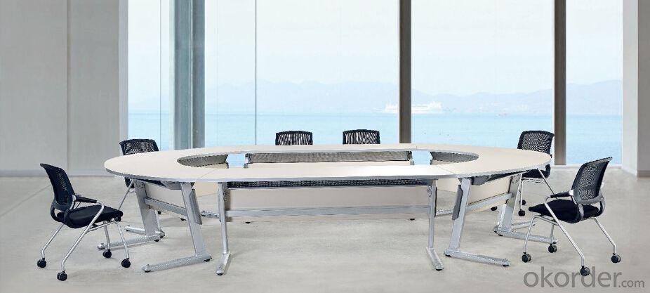 Modern Folded Black Office Chair CN04A18