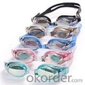 Advance Adult Prescription Silicone Swim Goggles