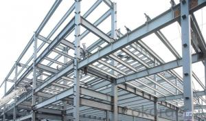 High Quality Light Steel Structure