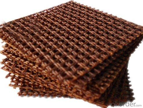 High silica fiberglass mesh