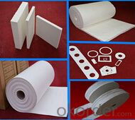 Ceramic Fiber Products For Heat Insulation